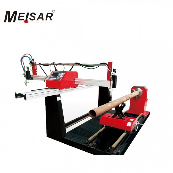 MS-1530XGB Portable Pipe and Plate CNC cutting machine