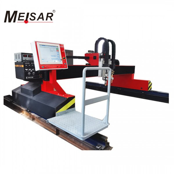 MS-4C CNC Fine Plasma Gantry Cutting Machine