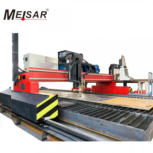 MS-4GB-4080 Gantry Pipe and Plate integrated cutting machine