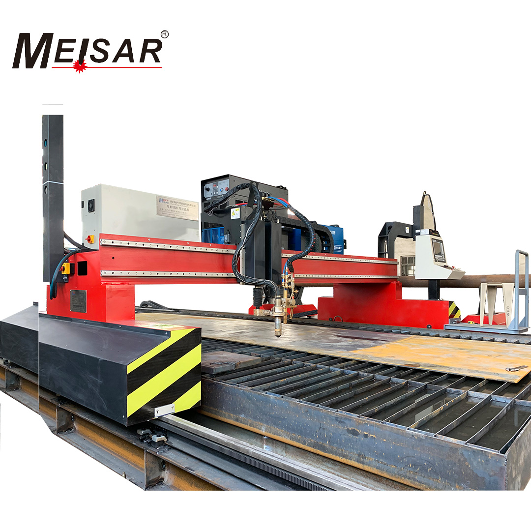 Gantry Pipe and Plate cutting machine