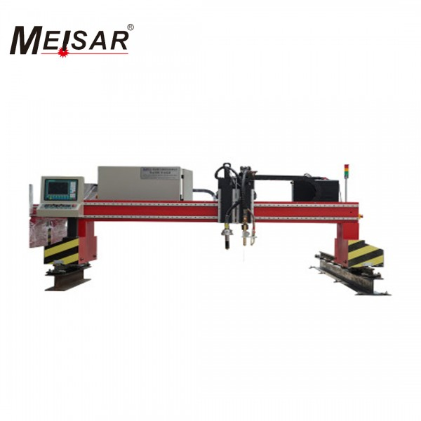 MS-4B-4080 Gantry CNC Plasma Cutting Machine