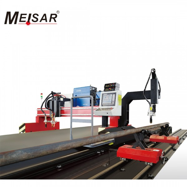 MS-4GB-4012Gantry Pipe and Plate integrated cutting machine