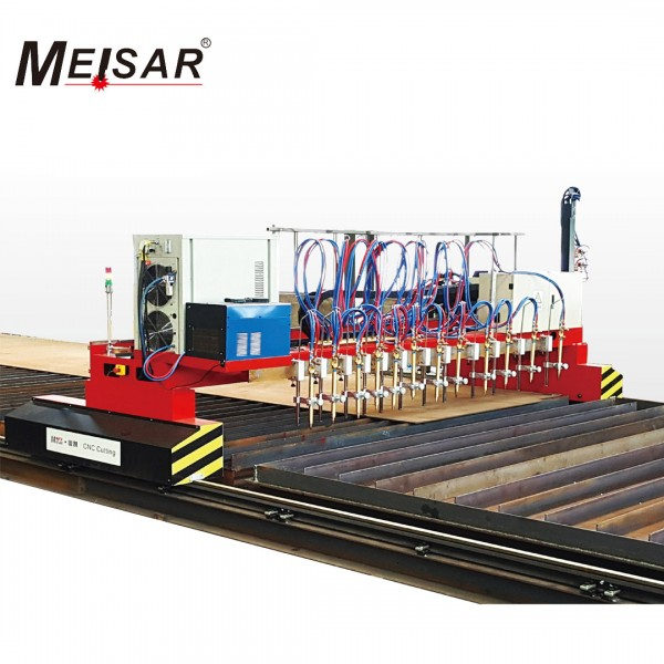 MS-5B-4010 Gantry type CNC flame straight cutting machine