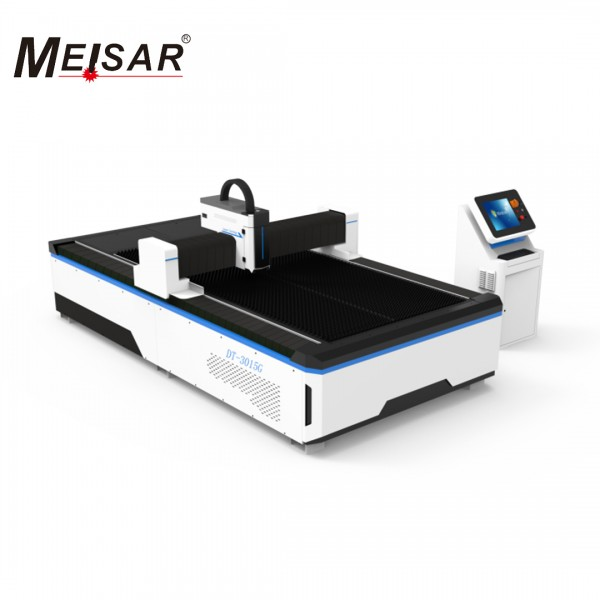 D series – high speed fiber laser cutting machine
