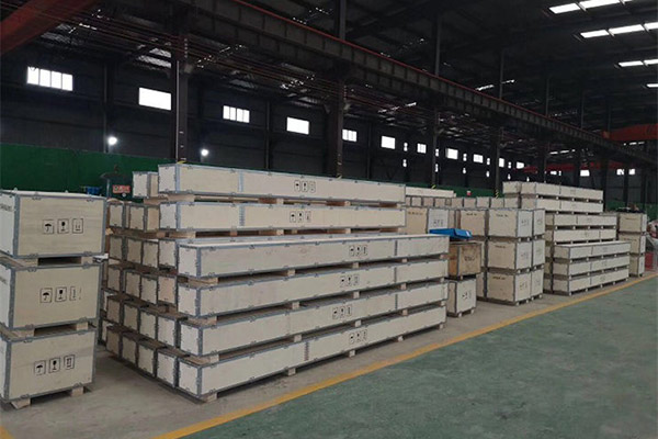 cnc cutting machine packing and delivery