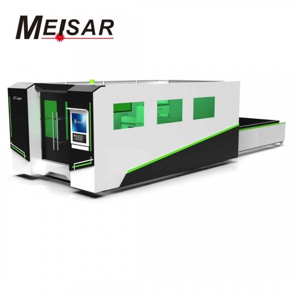 H6025 Whole cover fiber laser cutting machine