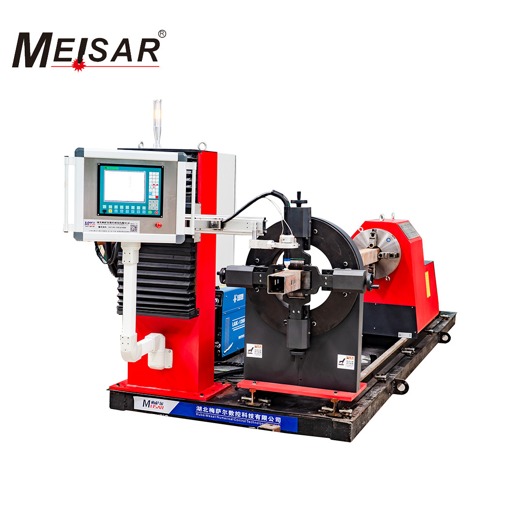 MS-60XF Square tube CNC cutting machine Featured Image