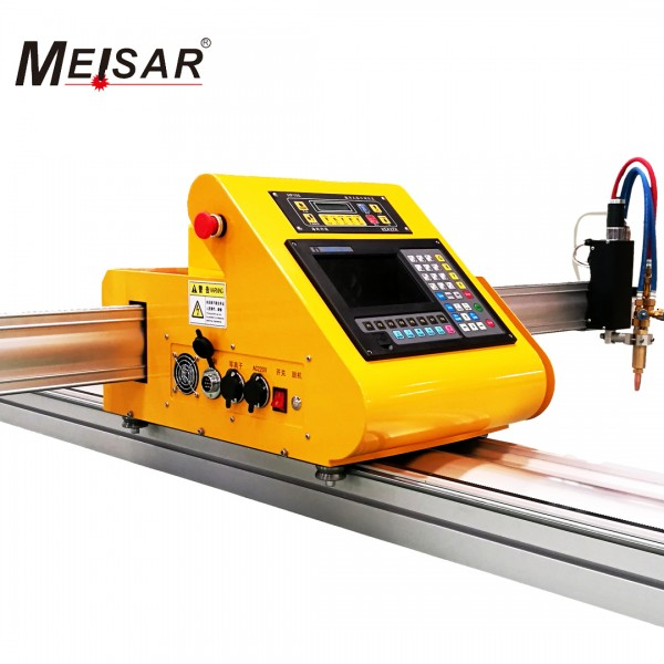 MS-1515 Portable CNC plasma and flame cutting machine
